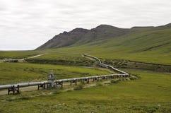 Взгляд трубопровода глуши Стоковая Фотография RF