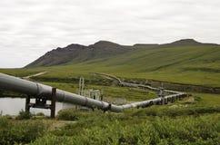 Взгляд трубопровода глуши Стоковое фото RF