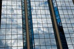Взгляд улицы, центр города, Торонто, Онтарио, Канада Стоковое Изображение