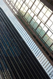 Взгляд улицы, центр города, Торонто, Онтарио, Канада Стоковое фото RF