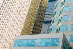 Взгляд улицы, центр города, Торонто, Онтарио, Канада Стоковые Фотографии RF