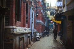 Взгляд улицы Стоковое фото RF