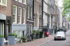 Взгляд улицы стоковая фотография rf