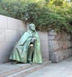 Взгляд Франклин Делано Рузвельт Стоковое Изображение