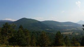 Взгляд Хорватии Udbina Стоковая Фотография RF