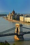 Горизонт Будапешт Стоковое фото RF