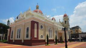 Взгляд церков Сан-Хосе Это здание церкви было завершено в 1926 стоковая фотография