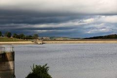 Взгляд через резервуар Стоковое Фото