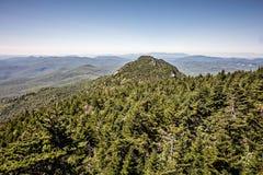 Взгляды ландшафта сценарные на национальном лесе isgah стоковые изображения