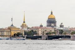 Взгляды города Санкт-Петербурга Стоковые Фото