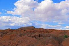 Взгляды каньона реки соли стоковые изображения