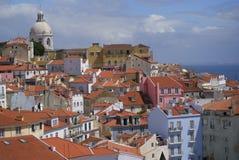 Взгляды Лиссабона! Стоковые Изображения RF