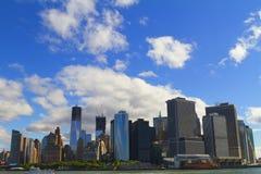 Взгляды Нью-Йорка, США стоковое фото rf