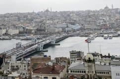 Взгляды Стамбула стоковое фото rf