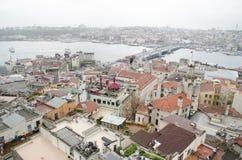 Взгляды Стамбула стоковые фотографии rf
