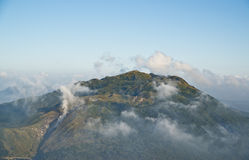 Взгляды Тайбэя Yangmingshan стоковое изображение
