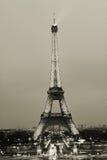 Эйфелеваа башня, Париж. Стоковые Изображения
