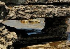 взгляд Юты песчаника Стоковая Фотография