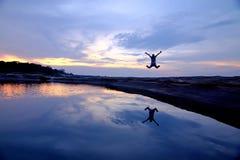 взгляд Юты песчаника стоковое изображение rf