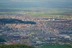 Взгляд Brasov Стоковая Фотография RF