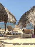 Взгляд Cabana Стоковое Фото