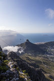 Взгляд Cape Town Стоковые Фотографии RF