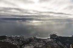 Взгляд Cape Town Стоковое Изображение RF