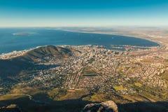 Взгляд Cape Town Стоковые Фото