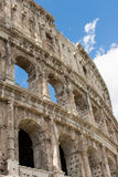 Взгляд Colosseum в Рим Стоковое фото RF