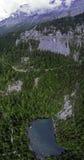 взгляд geneva панорамный Стоковое фото RF