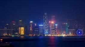 взгляд Hong Kong Стоковая Фотография