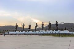 Взгляд Huahin стоковое фото