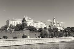 взгляд kremlin moscow России Стоковые Изображения
