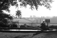 Взгляд Oporto Стоковое Изображение RF