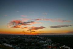 Взгляд platz Potsdamer над Берлином, Берлином, Германией Стоковая Фотография