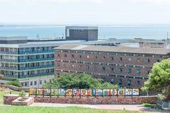 Взгляд Port Elizabeth и искусства вдоль трассы 67 Стоковое Изображение RF