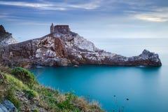 Взгляд Portovenere Стоковое Изображение RF