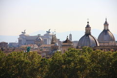 взгляд rome Стоковое Изображение