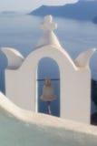 Взгляд santorini Стоковые Изображения RF