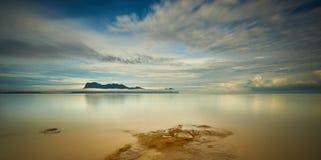 Взгляд Scape моря Стоковые Фото