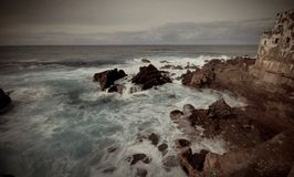 Взгляд Seascape Стоковые Фото