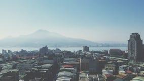 Взгляд Tamsui Стоковая Фотография RF
