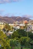 Взгляд Torremolinos, Испании Стоковые Фото