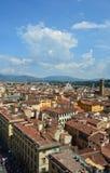 Взгляд Toscana Стоковая Фотография RF