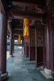 Взгляд Xiuzhen строба Jiaxing Wuzhen восточного Стоковая Фотография