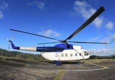 взлет гор вертолета Стоковые Изображения RF