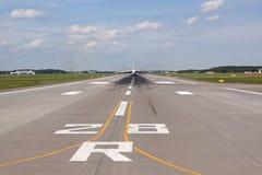 взлётно-посадочная дорожка Стоковое Изображение RF