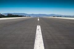 Взлётно-посадочная дорожка Стоковые Изображения RF