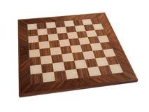 взойдите на борт шахмат деревянного Стоковые Фото