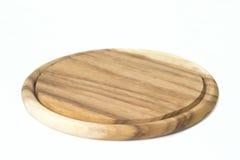 взойдите на борт вырезывания деревянного Стоковые Изображения